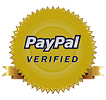 PayPal Verified Merchant - Shop Safely