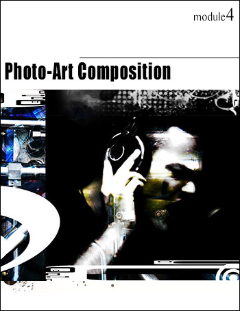 Module 4 - Photo-Art Composition